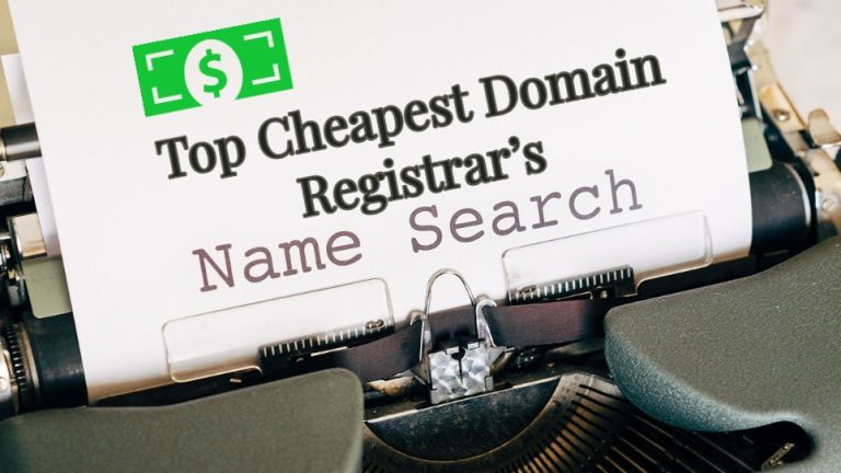 Top 7 Cheapest Domain Registrars For You in 2021[Value for Money],bestblogguide.com,bestblogguide